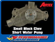 AIRTEX SMALL BLOCK CHEV SHORT WATER PUMP SBC CP898