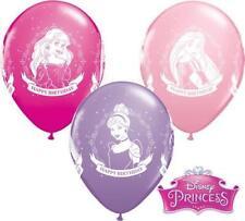 Ballons de fête ovales princesse pour la maison toutes occasions