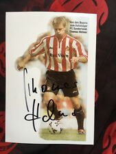 Autogramm THOMAS HELMER-NS Deutschland-FC SUNDERLAND/England-EM 1996-Bayern