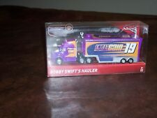 DISNEY - CARS -  BOBBY SWIFT'S HAULER - OCTANE GAIN - RIG - SEMI - NEW