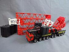 Red SIKU Contemporary Diecast Construction Equipment