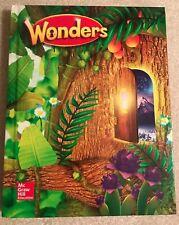 Wonders Literature Textbook Grade 1, Units 4-6 (McGraw Hill 2020 Edition)