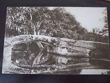 Waltham Abbey  Harold's Bridge, near Cheshunt  Enfield  hertford, Old Postcard