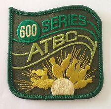 ATBC 600 Series TenPin Bowling Patch Badge Vintage Ten Pin (P1)