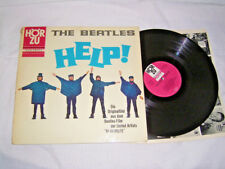 LP - The Beatles Help - 1965 SHZE 162 # cleaned - 2