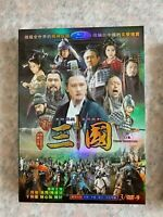 Romance of the Three Kingdoms 2010 DVD English Sub Chinese Drama Orginal Boxset