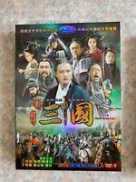 Romance of the Three Kingdoms 2010 DVD English Sub Chinese Drama Orginal Boxset
