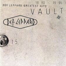 DEF LEPPARD Vault Greatest Hits 1980-1995 DOUBLE 180gm Vinyl LP 2018 NEW SEALED