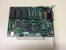 RARE ATI Small Wonder Graphics Solution 3 GSSC Rev 3 64KB ISA 8-Bit 1988 CGA/MDA