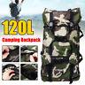 120L Sac à Dos Militaire Tactique Randonnée Camping Outdoor Backpack Mochila