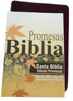 Santa Biblia, forro reforzado, concordancia y mapas. Letra mediana Reina V. 60