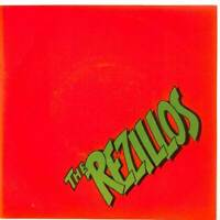 """The Rezillos - I Can't Stand My Baby  - 7"""" Vinyl Record Single"""
