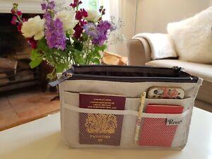 Periea UK Chelsy Handbag Organiser Inserts Large Medium or Small 28 Colours