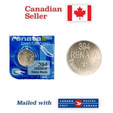 394 NEW! Renata Silver Oxide 1.55V Battery -  SR936SW, 625, 280-17, SB-A4