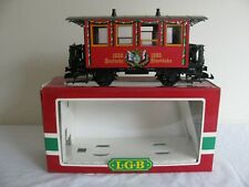 Vintage LGB G Scale 150th Anniversary Passenger Coach #3150 EX