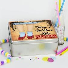 Mago de oz Rubí Zapatos doméstico Costura Kit De Estaño Hobby Craft dulces caja regalo NC702