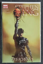 Dark Tower: Treachery #5 (Marvel) VF