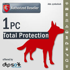 G Data Total Protection 2018 VOLLVERSION 1 PC GDATA Security Upgrade 2017