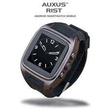 Auxus RIST - SMARTWATCH MOBILE 3G SIM GPS CAMERA ANDROID WATERPROOF - iberry
