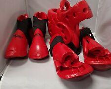 Macho Martial Arts Sparring Gear Head, Hand, & Foot Pads