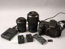 st3/4  SONY Alpha 700 Spiegelreflexkamera  + Objektive