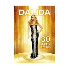DVD Dalida - 30 ans d'amour - Dalida
