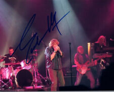 * EDDIE MONEY LIVE SIGNED PHOTO 8X10 RP AUTOGRAPHED PICTURE