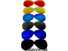 Lenti di ricambio per Ray-Ban RB3025 black&blue&silver&green&gold&red 58mm 6PS