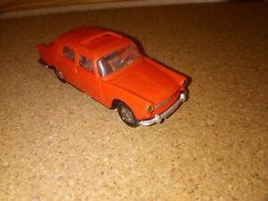 Norev N°51 Peugeot 404 d'origine Made in France ancien