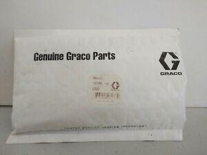 Genuine Graco 15U931 Fluid Manifold Rebuild Kit - NEW - Free Shipping