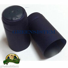 CAPSULE PVC TERMORETRAIBILI 31X55 PER BORDOLESE - BLU SCURO