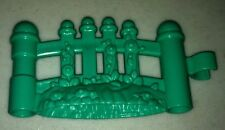 Fisher Price Little People Green Garden Replacement Piece