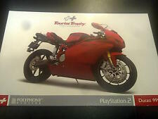 Ducati 999R PlayStation 2 Tourist Trophy