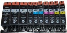 10x Original Canon für Canon Pixma MG5150 MG5250 MG5350