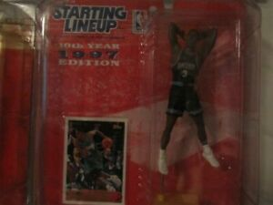 1997 ROOKIE STARTING LINEUP - SLU - NBA - SHAREEF ABDUR-RAHIM - GRIZZLIES