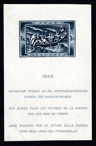 Switzerland 1935   Zumstein Block #11 Mint Never Hinged... Superb A+A+A+