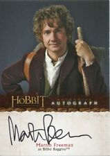 The Hobbit An Unexpected Journey Autograph A17 Martin Freeman