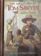 Children's Classics: Tom Sawyer by Mark Twain (1989, Hardcover)