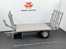 RARE Universal Hobbies Massey Ferguson 3Ton with Hay Lades 1:32