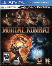 Mortal Kombat Komplete Edition PS Vita Game BRAND NEW SEALED