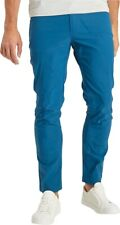 Ohmme Discovery Mens Chinos Yoga Pants - Blue