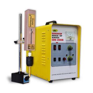 EDM-2000B M2-M30 Tap Removal Portable EDM Tap Burner Disintegrator Tap Remover
