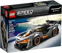 LEGO 75892 Speed Champions McLaren Senna Supercar NEW FACTORY SEALED BOX