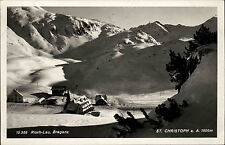 Bregenz Vorarlberg Österreich s/w AK 1933 Risch Lau St. Christoph im Winter