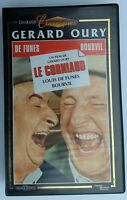 Le Corniaud French-Language VHS Tape Comedy Gerard Oury Louis De Funes Bourvil
