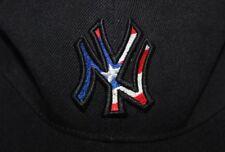 NY New York Yankee Flag Logo Baseball Cap 7 1/4 New Era 59Fifty Fitted Flat brim