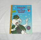 Rudolph the Red Nosed Reindeer 'A Dream Comes True' Super Coloring Book New 1997