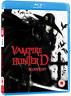Vampire Hunter D: Bloodlust - Standard Bd (UK IMPORT) BLU-RAY NEW