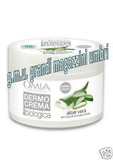 Omia Dermo Crema Corpo biologica Aloe Vera 250 ml Gel Biologico
