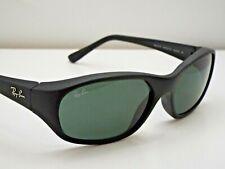 f0b7c868ece Authentic Ray-Ban RB2016 DADDY-O W2578 Matte Black Green Classic Sunglasses